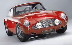 NUMERO 13: db4 gt lightweight 1963.