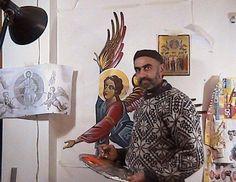 579011_4317317144309_707084843_n Byzantine Icons, Painting, Art, Art Background, Painting Art, Kunst, Paintings, Gcse Art