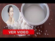 Este es el secreto de las mujeres JAPONESES. Por ellos todas tienen la piel hermosa.! - YouTube
