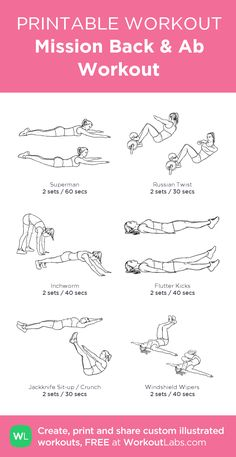 Get Fit Look Good Naked Abs: my custom printable workout by Toning Workouts, At Home Workouts, Pre Workout Stretches, Gym Workout Plan For Women, Ball Workouts, Weight Lifting Workouts, Leg Exercises, Workout Plans, Weight Training