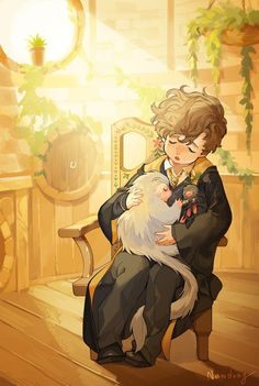 Young Newt, with his friends, within the Hufflepuff Common Room. Young Newt, with his friends, within the Hufflepuff Common Room. Fanart Harry Potter, Harry Potter Animé, Mundo Harry Potter, Harry Potter Drawings, Harry Potter Wallpaper, Harry Potter Characters, Harry Potter Universal, Fantastic Beasts Fanart, Fantastic Beasts And Where