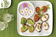 Soulkitchen: 4 lecker-leichte Snack-Ideen für den perfekten Mädelsabend