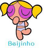 Recados para Orkut de Beijos