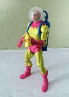 Mr. Zero Custom Action Figure