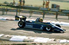Ayrton Senna - Ralt RT3/82 [291] Toyota 2T-G Nicholson - West Surrey Racing - Thruxton - 1982 Marlboro British Formula 3 Championship, round 22