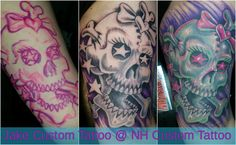 #tattoo #bodyart #inked #nh #art #artist #piercing #tattooshop #tattooartist #tattooparlor #NHCustomTattoo #jakecustomtattoo #freehand #custom