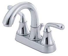 View the Danze D301056 Centerset Bathroom Faucet From the Bannockburn Collection (Valve Included) at FaucetDirect.com.