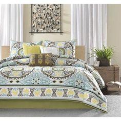 Madison Park Bali 7-piece Comforter Set - Overstock™ Shopping - Great Deals on Madison Park Comforter Sets