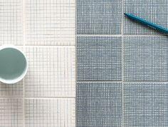 Tratti Tiles by Inga Sempe for Mutina