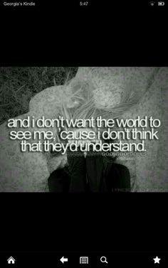 They won't understand