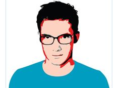 How To: Create a Pop Art Inspired Vector Self Portrait