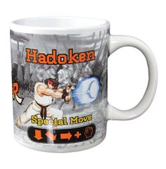 ★ NEW : Mug Street Fighter Hadoken ►►► ttp://ow.ly/S4wK7  8.90€ Seuls les vrais savent.