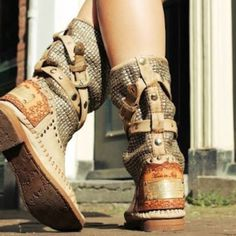 Karma of charme boots