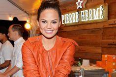 Model Chrissy Teigen Loves Airplane Food and Ina Garten's Salmon -- Grub Street New York