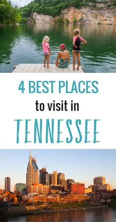 Planning a trip to Tennessee? After a month long Tennessee road trip, here are 4 of our favorite places to visit in Tennessee and suggestions on what to see and do in each destination!