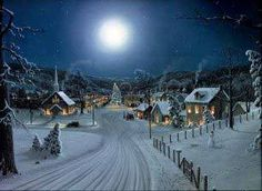 Starlight in December--Jesse Barnes
