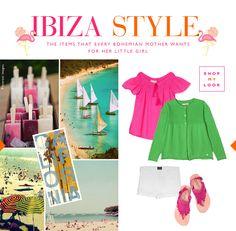 Ibiza Style for Kids. Numa loja Lanidor Kids ou em www.lanidor.com. // In Lanidor Kids stores or at www.lanidor.com.