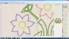 Artistic Edge/ Simple Cut Workshop: Embroidered Table Cloth
