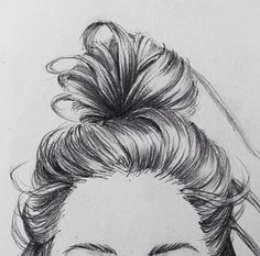 80 hair drawing ideas amazing drawings, easy drawings, hair sketch, drawing tips, Realistic Pencil Drawings, Amazing Drawings, Pencil Art Drawings, Art Drawings Sketches, Easy Drawings, Cute Drawings Of People, Drawing People, Sketches Of People, Girl Face Drawing