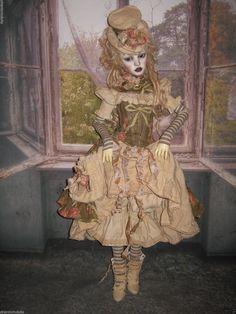 'Vintage Charms' 8 PC Dress Fits Dollstown SD13 Other BJD'S   eBay