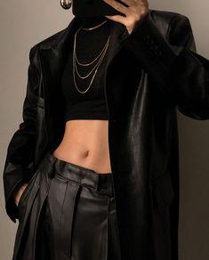Aesthetic Fashion, Aesthetic Clothes, Look Fashion, Korean Fashion, Womens Fashion, Ulzzang Fashion Summer, Aesthetic Body, Japanese Street Fashion, Gothic Fashion