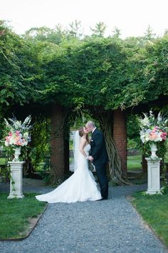 Madeleine's Daughter Bridal Shop — #Madeleine'sDaughterMoment, real bride, real wedding, Marisa bridal, wedding gown, bridal gown, ivory, lace, organza, sweetheart, mermaid