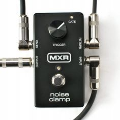 MXR M195 Noise Clamp - No more noise, just sweet distortion.