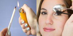 Todas deberíamos conocer algunos trucos para maquillarnos más deprisa. Los métodos caseros son, a menudo, irreemplazable. La siguiente lista muestra 19 consejos que toda mujer debería conocer.  #1.Cambia tu lápiz de ojos por un delineador quemando la …