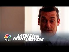 """Late Night with Seth Meyers: The Best of """"Next Week on Mad Men"""""""