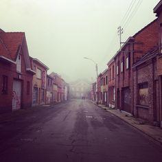 Ghost town Doel
