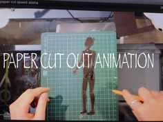 How to make Paper Cut Out Animation