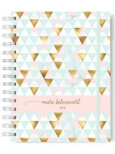 Master-Planner-Gold-Romance Brainstorm, Planner 2018, Romance, Mini, Notebook, Bullet Journal, Stickers, Quilts, Blanket