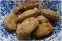 Crocchette di pane e formaggi - Ricette di non solo pasticci