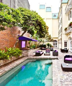 Affordable London Hotel Rooms - Cheap Vacation Ideas | A roundup of extremely stylish hotels around the world that don't break the bank. #refinery29 http://www.refinery29.com/affordable-design-hotels