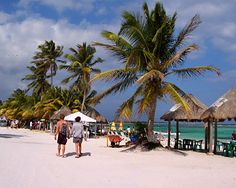 Carnival Cruise stop in Costa Maya Mexico. Beautiful waters. This isn't our pic but know this is the market on the beach (need taxi to go there). Full body massages on beach were $20, why didn't I get one. Oh well have to again and must do.