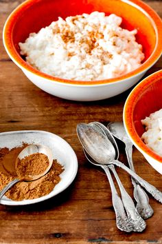 This recipe for arroz con leche came to us from Veronica Garcia of Houston. The original came from her maternal grandmother, but Ms. Garcia has since made a few adjustments: a little less sugar, a split vanilla bean and no raisins. But she still soaks and rinses the rice two times, making it a little lighter than a traditional rice pudding. (Photo: Rikki Snyder for NYT)