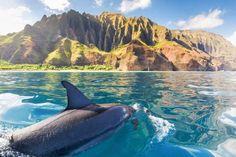 Hanalei Bay, Kauai, by Chris Howard, 2015 Annual Islands Photo Contest Winner