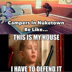 Call of Duty: Black Ops 2 | Campers in Nuketown be like