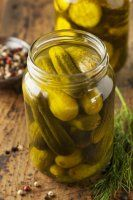 This bead and butter pickle recipe can be eaten a day after you make them or saved for those special dinner occasions. Bread And Butter Pickles Recipe from Grandmothers Kitchen. Bread N Butter Pickle Recipe, Bread & Butter Pickles, Lime Pickles, Best Pickles, Sour Pickles, Homemade Pickles, Pickles Recipe, Canning Pickles, Grandmothers Kitchen