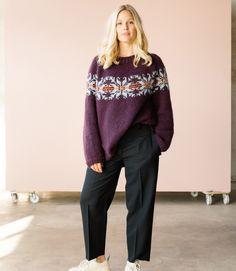 Osaka, Normcore, Graphic Sweatshirt, Knitting, Sweatshirts, Sweaters, Style, Fashion, Tricot