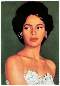 https://flic.kr/p/Ap6dnZ | Dorothy Dandridge | German postcard by ISV. Photo: 20th Century Fox. Publicity still for Carmen Jones (Otto Preminger, 1954). Dorothy Dandridge (1922-1965) was an American film and theatre actress, singer and dancer. She is perhaps best known for being the first African-American actress to be nominated for an Academy Award for Best Actress for her performance in Carmen Jones (Otto Preminger, 1954). She was nominated for a Golden Globe Award for Porgy and Bess…