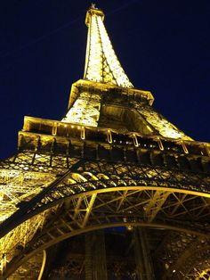 Eiffel Tour by night