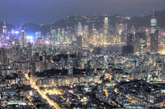 midnight city by alexander reneby, via Flickr