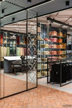 A Retail Store Making A Chromatic Direction Towards Pastels And Patterns | Portico Design Concepts - The Architects Diary Showroom Interior Design, Design Concepts, Pastels, Architects, Retail, Store, How To Make, Home Decor, Decoration Home
