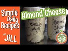 Simple Almond Cheese Recipe