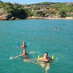 Com esse calor um mergulho nesse mar de Búzios não seria nada mal... Lembro que a água tava geladinha nesse dia... rsrsrsrs by tattytoptrips