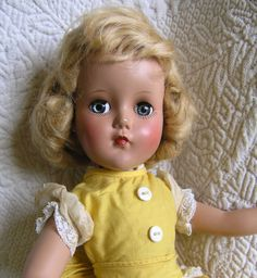 Arranbee 14inch Nancy Lee Doll stunning unused by TheRomanticDoll, $175.00