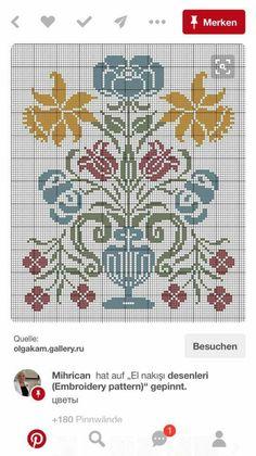 Kawaii Cross Stitch, Cross Stitch Heart, Cross Stitch Flowers, Cross Stitching, Cross Stitch Embroidery, Embroidery Patterns, Cross Stitch Designs, Cross Stitch Patterns, Cross Stitch Freebies