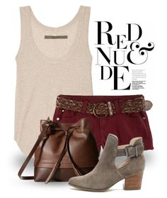 """""""Something red! 2122"""" by boxthoughts ❤ liked on Polyvore featuring Enza Costa, Wallflower, Lodis and Sole Society"""