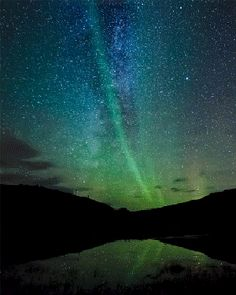 In Norse mythology, the Northern Lights were attributable to light flashing from the armour and shields of the Valkyries.